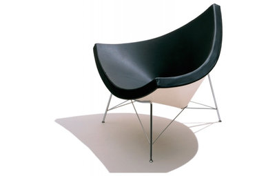 Modern Icons: The George Nelson Coconut Chair