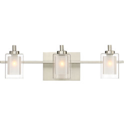 758a796d64d Transitional Bathroom Vanity Lighting by Better Living Store