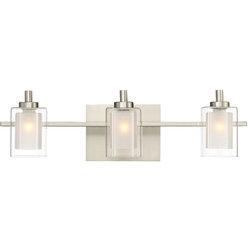 Transitional Bathroom Vanity Lighting by Better Living Store