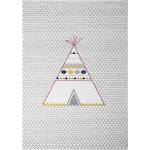 Tipi Children's Rug, 100x150 cm