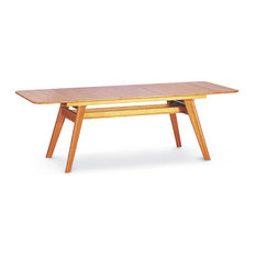 Currant Extendable Dining Table by Greenington, Caramelized
