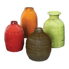Parisian Vases, Set of 4