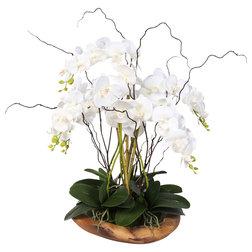 Contemporary Artificial Flower Arrangements by JENNY SILKS