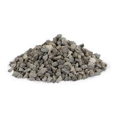 "5 lb. Bags of 1/2"" Gravel, Mixed Gray, Mixed Gray, 5-Pack"