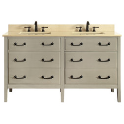 Transitional Bathroom Vanities And Sink Consoles by Avanity Corp