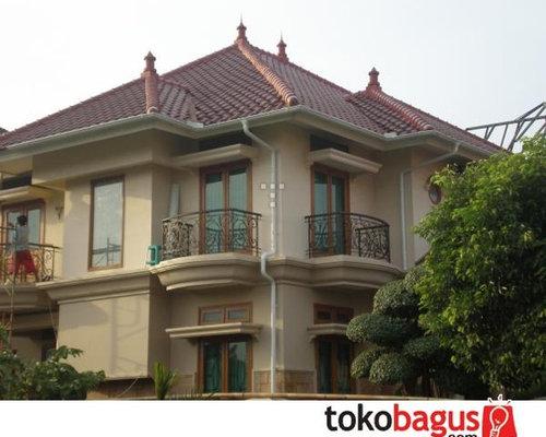 Harga Jual Talang Air Hujan Atap Rumah Galvanis
