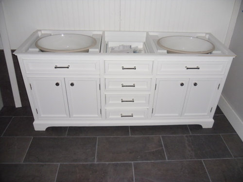 Oval Vs Rectangular Bathroom Sinks