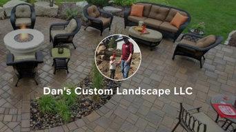 Company Highlight Video by Dan's Custom Landscape LLC