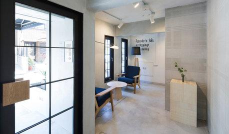 デザイン性を高め、特徴を際立たせた、コンパクトなワンルームマンション