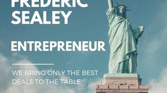Frederic Sealey is an American entrepreneur and investor with an extensive exper