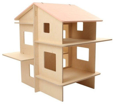 OvertheTop Modern Dollhouses