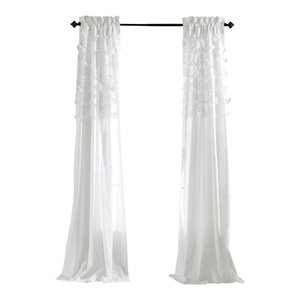 Nerina Window Curtain Contemporary Curtains By Lush