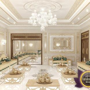 Arabic Majlis Interior Design from Luxury Antonovich Design