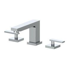 ZLINE Crystal Bay Bath Faucet in Chrome