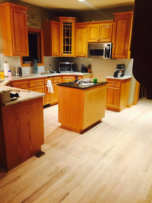 Please Help Me Pick A Stain Color For My Red Oak Floor