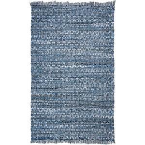 Flatweave Faded Stripe Rug Scandinavian Area Rugs By