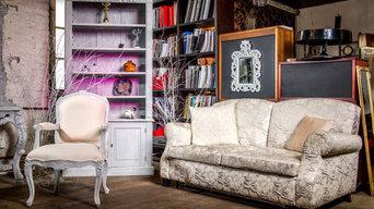 Custom Vintage Furniture