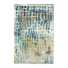 """Torquoise Pierre"" Fine Art Piece"