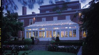 Historic Residence Conservatory