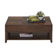 Progressive Furniture   Double Lift Top Coffee Table   Coffee Tables