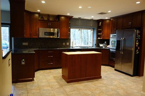 Colour Of Granite For Kitchen Island Countertop
