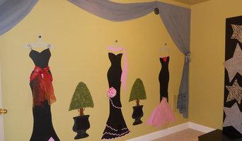 dress shop room