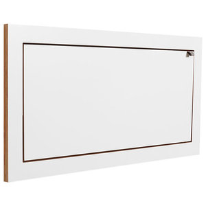 Fläpps Big Birch Plywood Shelf, White