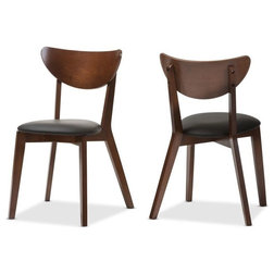 Midcentury Dining Chairs by HedgeApple