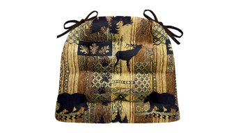 Brentwood Lodge Style Chair Cushions