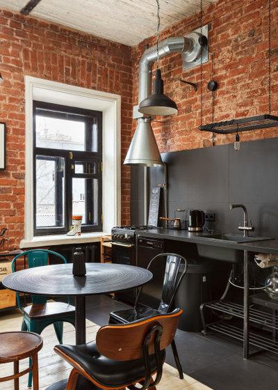 Лофт Кухня by Роман Алексеев | Photography