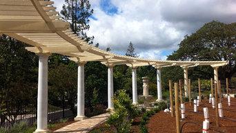 Los Gatos Bicknell Road Garden