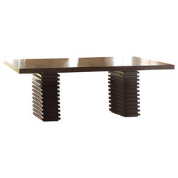 Transitional Dining Tables by Steve Silver