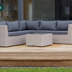 Outdoor-Lounge-Sets Modern: Loungemöbel-Sets für Ihre Gartenlounge