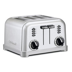 Metal Classic Toaster, 5-Slice
