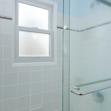 New Bathroom Window with Privacy Glass - Renewal by Andersen LINY
