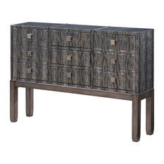 1st Avenue - Orinoco Wooden Console - Console Tables