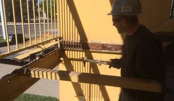stair/guard rail