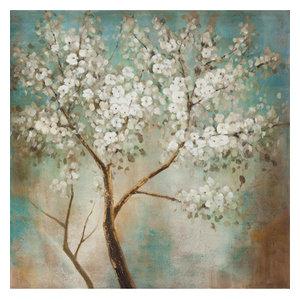 Tree, Bloom Original Hand Painted Wall Art