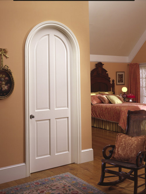 Best curved interior doors design ideas remodel pictures for Door design houzz