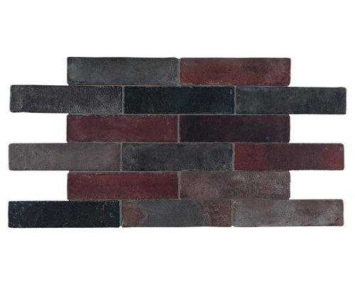 Terramix Nero - Wall & Floor Tiles