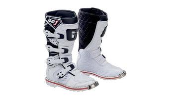 Buy Gaerne SGJ Kids Motocross Whie Boots Online