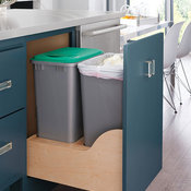 Base Recycling Cabinet - Decora Cabinetry