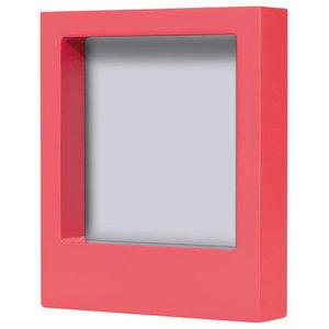 Polaroid Photo Frame, 10x10 cm, Pink