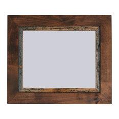 """Rustic Wood Frame, Myrtle Beach Series, 24""""x36"""""""