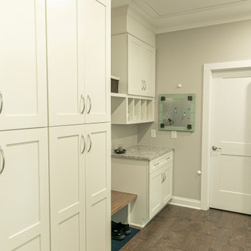 Custom Home with Universal Design Features