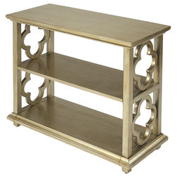 Mediterranean Bookcases by HedgeApple