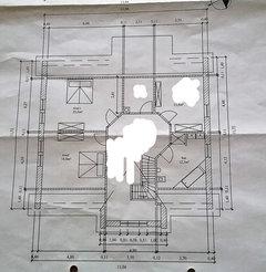 Grundriss, neue Aufteilung für 3. Kinderzimmer