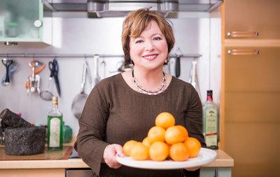 Рецепты: Мандариновый десерт к Новому году от Елены Чекаловой