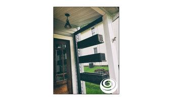 Vertical Herb Garden - Granville, Ohio