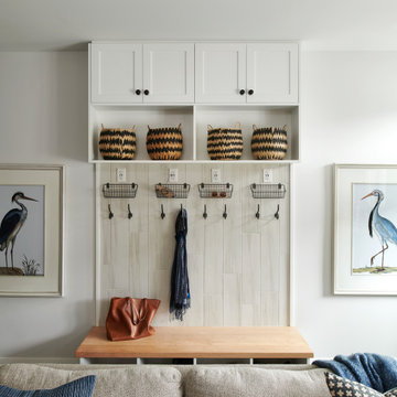Transitional Major Renovation in the Beach